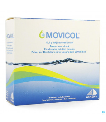 MOVICOL 20 ZAK1278266-32