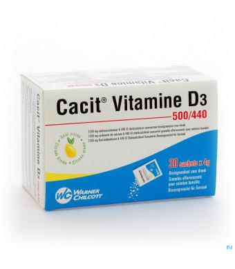 CACIT VIT D3 500/440 30 ZAK1284462-33