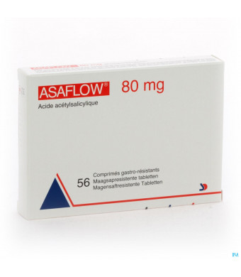 ASAFLOW 56 TABL 80 MG1365543-31