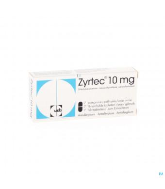 ZYRTEC 7 TABL 10 MG1399666-31