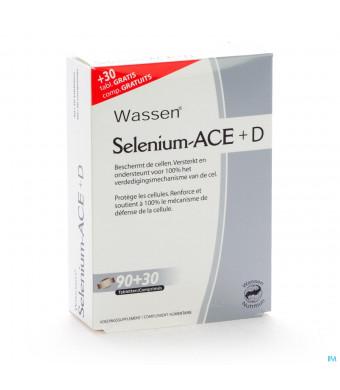SELENIUM ACE + D 120 TABL (90+30 GRATIS)1403526-30