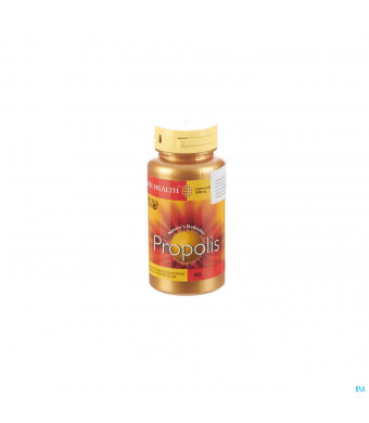 BEE HEALTH PROPOLIS 90 CAPS1448000-32