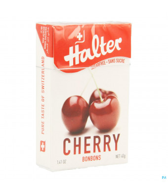 Halter Bonbon Kers Zs 40g1449370-31
