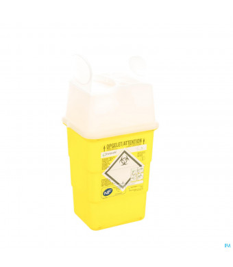 Sharpsafe Naaldcontainer 1l 41601543008-31
