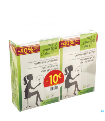 GREEN LIGHT AFSLANKKOFFIE 40 % GRATIS3015401-31