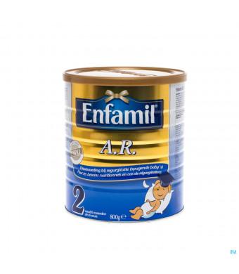 ENFAMIL A.R. 2 LIPID PWD 800 G3018728-31