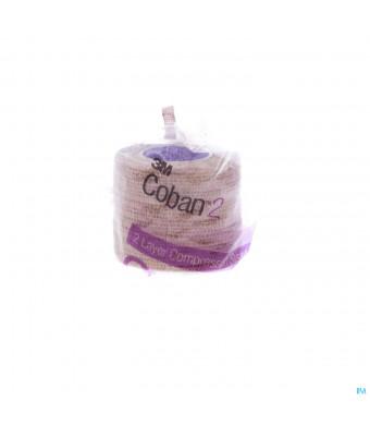 Coban 2 Compressiezwachtel 5cm X 2,7m 32 Rol3019494-31