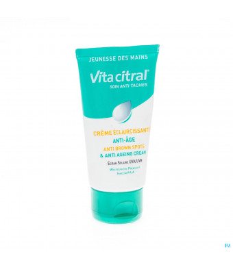 VITA CITRAL HANDCREM A/AGE 40309 75 ML3021235-31