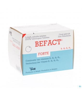 Befact Forte 100 Drag Ud3023264-31
