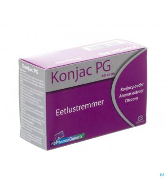 Konjac Pg Pharmagenerix Caps 403027133-31