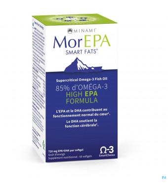 MOREPA SMART FATS 60 CAPS3032893-3