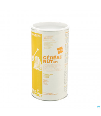 NUTRISENS CEREAL NUT HP+ HONING 900 G3033214-31