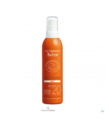 Avene Zon Spray Ip20 Z/parabeen 200ml3038049-31