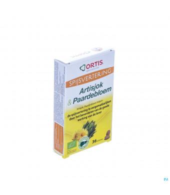 ORTIS ARTISJOK PAARDEBLOEM 36 TABL3040755-31