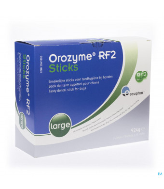 OROZYME RF2 STICKS L >30 KG VETER 2X14 S3041803-31