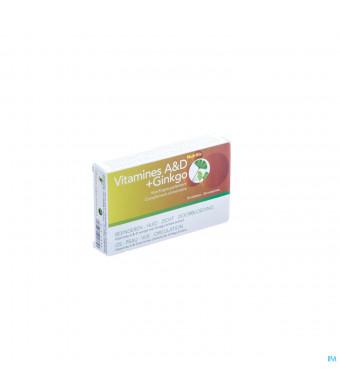 NUTRITIC VIT A-D GINKGO 30 TABL3057478-31