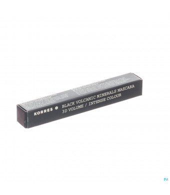 KORRES MASCARA VOLCANIC BROWN 023077195-31
