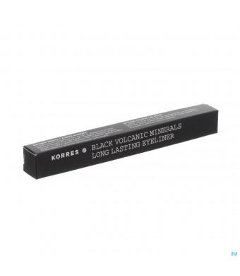 Korres Km Pencil Long-wear Mineral Black3077211-31