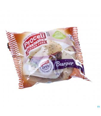 Proceli Hamburger Broodjes Rte 90g 45533094323-31