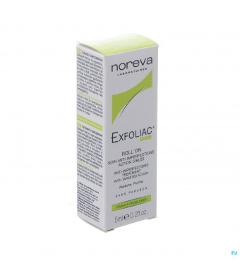 EXFOLIAC ROLL-ON AI VERZORGING 5 ML3115227-31