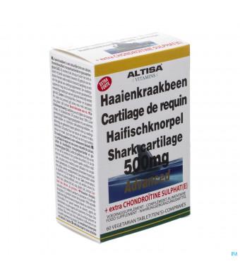Altisa Haaienkraakbeen 500mg Tabl 603349842-31