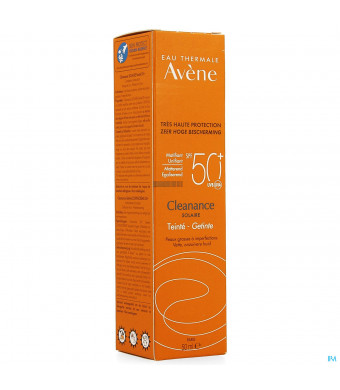 Avene Zon Cleanance Emuls Getint Ip50+ 50ml3702925-31