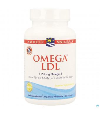 Nordic Omega-3 Ldl Caps 603894789-31