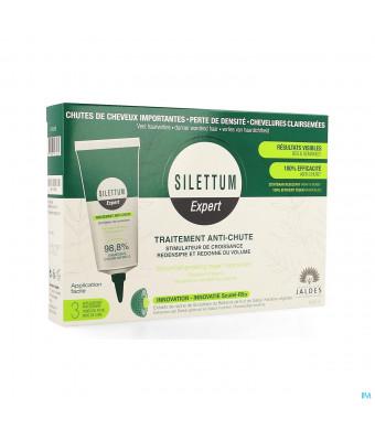 Silettum Expert Serum A/haaruitval Tube 3x40ml3910650-31