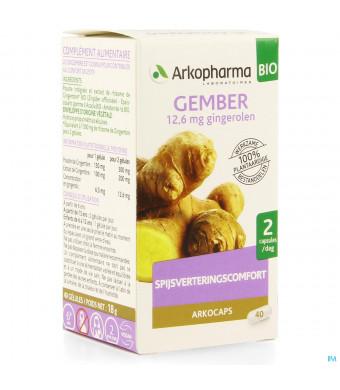 Arkocaps Gember Bio Caps 403929320-31