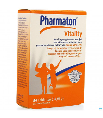 Pharmaton Vitality Comp 563957099-31