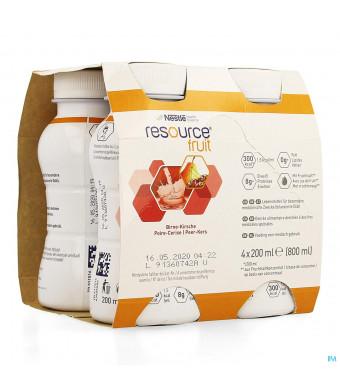 Resource Fruit Peer Kers 4x200ml 124152554107223-31
