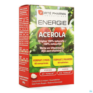 Energie Acerola 35% Gratis Kauwtabletten 602709731-20