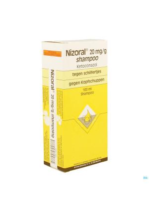 Nizoral Shampoo 100ml0091090-20