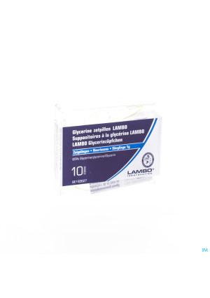 Glycerine Lambo Suppo Kegelvorm Bb 100173294-20