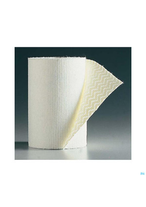 Biplast Drukverband Adh Wit 8cmx2,5m 10265264-20