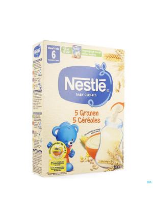 Nestle Baby Cereals 5 Granen 250g0281808-20