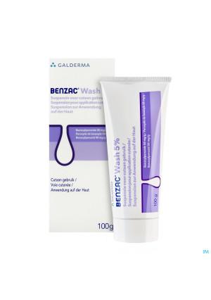 Benzac Wash Susp 5 % 100g0305490-20