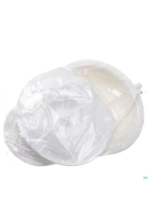 Miflex Bedpan + Deksel Plast Wit0478701-20