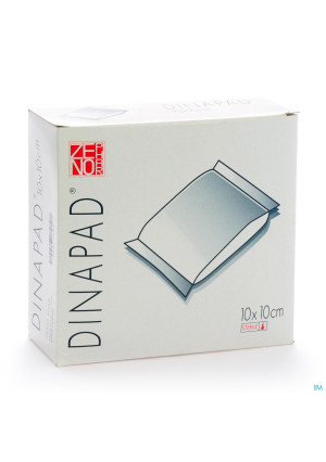 Dinapad 10x10cm 10 Kompres Steriel N/adh0487421-20
