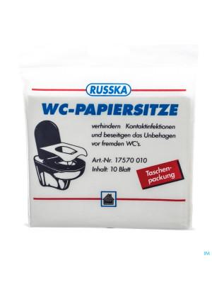 Pharmex Wc-bril Beschermer Papier 10 Aca0629808-20