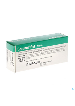 Braunol Gel Tube 100g0661124-20