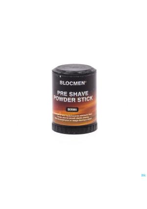 Bloc Men Pre Shave Stick Zwart 50g0679019-20