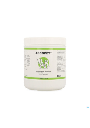 Ascopet Pdr 500g Vmd0848051-20