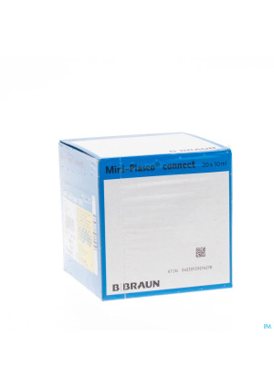 BRAUN MINIP NA-CL 10 % 10 ML 20 ST0864967-20