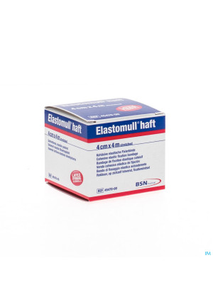 Elastomull Haft Fixatiewindel Coh. 4cmx4m 45470001112705-20