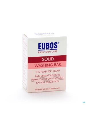 Eubos Compact Zeep Dermato Roze Parf 125g1123082-20