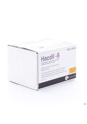 Hacdil-s 120x50 ml Unit Dose1160621-20
