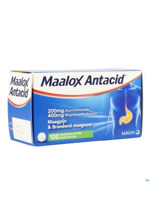 Maalox Antacid 200/400 Comp 1001177468-20
