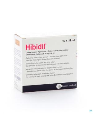 Hibidil Sol 10x15ml Ud Bottelpack1204973-20