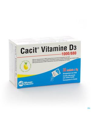 CACIT VIT D3 1000/880 30 ZAK1284470-20